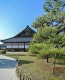 Der Japaner Kaiser in Kyoto Lizenzfreies Stockfoto