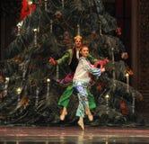 Der japanische Abgesandte das zweite der Tat Feld-Süßigkeit Königreich an zweiter Stelle - der Ballett-Nussknacker Stockfotos