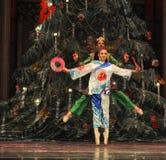 Der japanische Abgesandte das zweite der Tat Feld-Süßigkeit Königreich an zweiter Stelle - der Ballett-Nussknacker Lizenzfreies Stockfoto