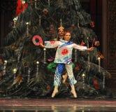 Der japanische Abgesandte das zweite der Tat Feld-Süßigkeit Königreich an zweiter Stelle - der Ballett-Nussknacker Lizenzfreie Stockfotografie