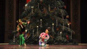 Der japanische Abgesandte das zweite der Tat Feld-Süßigkeit Königreich an zweiter Stelle - der Ballett-Nussknacker Stockfotografie