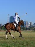 Der Jockey Lizenzfreies Stockfoto