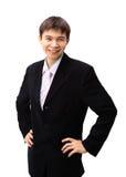 Der junge Geschäftsmann Lizenzfreies Stockbild