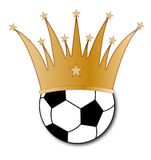 Der König des Sports Stockbilder