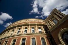 Der königliche Albert Hall Lizenzfreie Stockfotografie