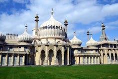 Der königliche Pavillion, Brighton Stockbild