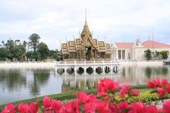 Der königliche Sommer-Palast an Knall-PA herein, Thailand Stockfotografie