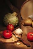 Der Küche Leben noch Lizenzfreies Stockfoto