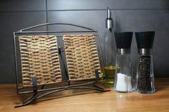 Der Küche Leben noch Stockfotografie