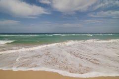 An der Küste Stockfoto