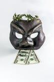 Der Kaiser des Geldes stockbilder