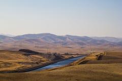 Der Kalifornien-Aquädukt 2 Stockfoto