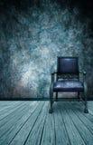 Der kalte Stuhl Stockfotos