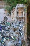 Der Kalvarienberg von Manduria. Puglia. Italien. lizenzfreie stockfotos