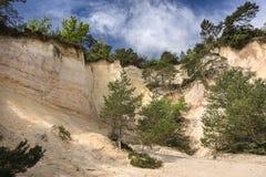 Der Kamin der Feen in Colorado Provencal Lizenzfreie Stockbilder