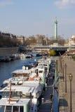 Der Kanal des Arsenals Stockbilder