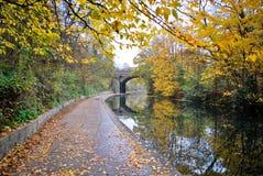 Der Kanal des gelben Regenten lizenzfreie stockfotos