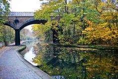 Der Kanal des Regenten stockfotografie