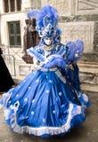 Der Karneval von Venedig Lizenzfreies Stockbild