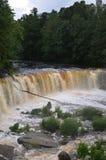 Der Keila-Wasserfall, Estland Lizenzfreies Stockfoto