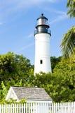 Der Key West-Leuchtturm lizenzfreie stockfotografie