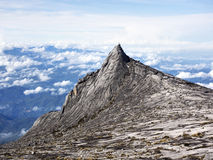 Der Kinabalu in Sabah, Malaysia Lizenzfreies Stockfoto