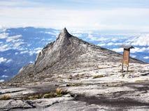 Der Kinabalu in Sabah, Malaysia Lizenzfreies Stockbild