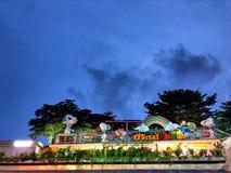 Der Kinderpark lizenzfreies stockfoto