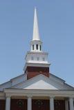 Der KircheSteeple Stockfoto