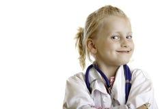 Der kleine Doktor Stockfoto