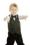 Der kleine Junge Lizenzfreies Stockfoto