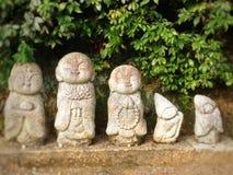Der kleine Mönchstein, Kyoto, japn Lizenzfreie Stockfotos