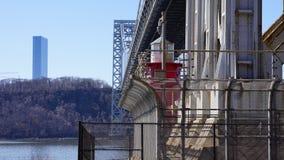 Der kleine rote Leuchtturm 64 Lizenzfreie Stockfotografie