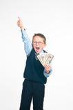 Der Kleinunternehmer Lizenzfreies Stockfoto