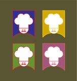 Der Koch Stockbild
