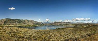 Der Kolumbien-Fluss Lizenzfreie Stockbilder