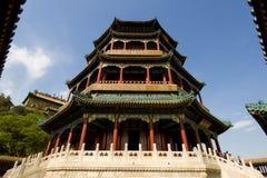 Der Kontrollturm des buddhistischen Duftes Lizenzfreie Stockfotos
