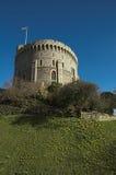 Der Kontrollturm am windsor Schloss Stockfoto
