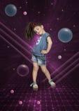 Der kosmische Tanz Stockbilder