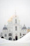 Der Kreml in Dmitrov Stadt, Moskau-Region, Russland Lizenzfreie Stockfotografie