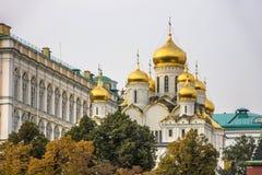 Der Kreml-Kai in Moskau Lizenzfreies Stockfoto