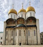 Der Kreml-Kathedrale lizenzfreies stockbild