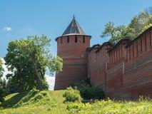 Der Kreml-Turm stockbild