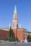 Der Kreml und Roter Platz in Moskau Stockfotos