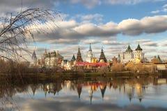 Der Kreml zu Izmailovo Lizenzfreie Stockfotografie