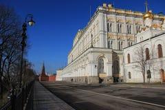 Der Kremlin Lizenzfreies Stockbild