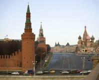 Der Kremlin Stockfoto