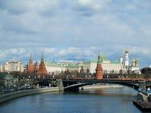 Der Kremlin, Moskau, Russland Stockfotografie