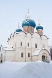 Der Kremlin, Suzdal. Goldener Ring, Russland Stockfotos