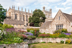 Der Kriegs-Denkmal-Garten, Oxford Stockfotografie